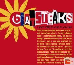 Beatsteaks i don't care as long as you sing